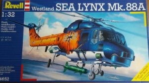 Revell - Westland Sea Lynx Mk 88A - Model Kit 1/32