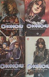 Chonchu #7 ao #15 (9 Edições) - Ed. Conrad