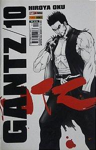 Gantz #10 - Ed. Panini
