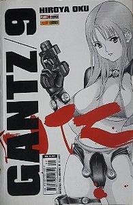 Gantz #9 - Ed. Panini