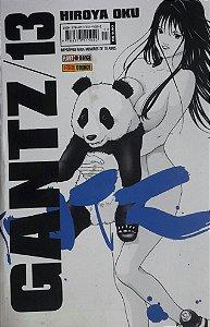 Gantz #13 - Ed. Panini