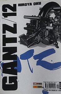 Gantz #12 - Ed. Panini