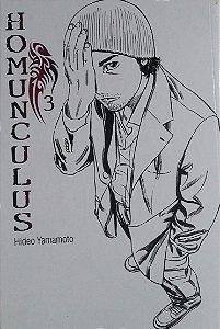 Homunculus #3 - Ed. Panini