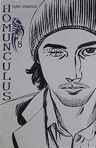 Homunculus #8 - Ed. Panini