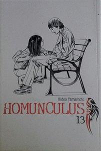 Homunculus # 13 - Ed. Panini