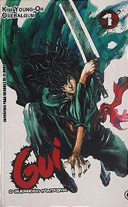 Gui o Guerreiro Fantasma #1 - Ed. Conrad