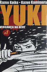 Yuki - Vingança Na Neve #1 - Ed. Conrad