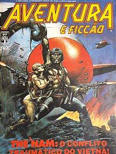 Aventura e Ficção #11 Editora Abril