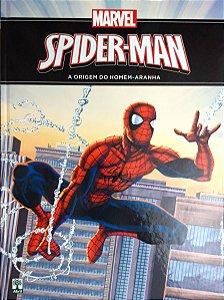 Spider-Man A Origem do Homem-Aranha Abril Capa Dura