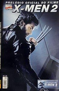 X-Men 2 Prelúdio Oficial do filme Panini Comics