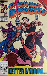 The West Coast Avengers #44 Marvel Importado