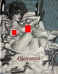 Giovanna Casotto Coleção Eros Capa Dura + 18 Anos