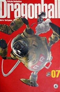 Dragon Ball #07 Edição Definitiva Conrad Capa Cartonada