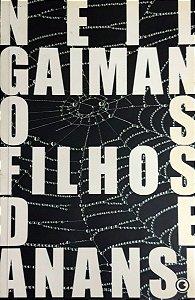 Neil Gaiman OS Filhos de Anansi Editora Conrad