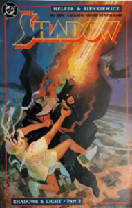 The Shadow #2 DC Comics Importado