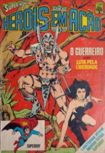 Heróis em Ação #06 Formatinho Editora Abril
