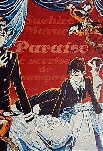 Paraíso O Sorriso do Vampiro Editora Conrad