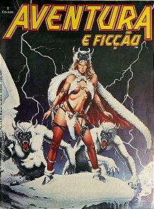 Aventura e Ficção #01 Editora Abril
