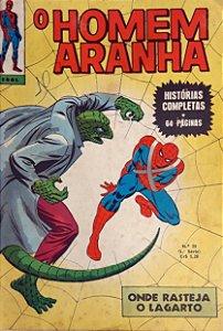 O Homem Aranha #28 1º Série Ebal
