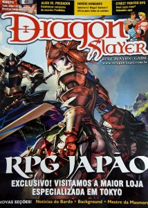 Dragon Slayer #19 Editora Escala