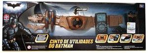 Estrela DC Batman TDK Cinto de Utilidades do Batman Para Cosplay