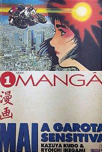 Mai A Garota Sensitiva #01 Editora Abril