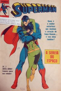 Superman #01 Ebal