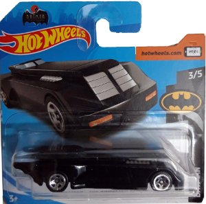 Hot wheels DC Batman Animated Batmobile 164
