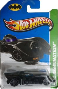 Hot wheels DC Batman 1989 Batmobile 1/64