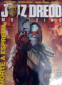 Juiz Dredd Megazine #06 Editora Mythos