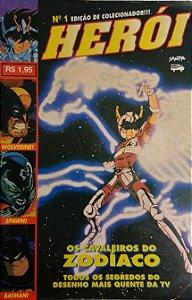 Herói #01 Edição de Colecionador Sampa