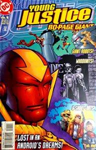 Young Justice #01 DC Comics Importado
