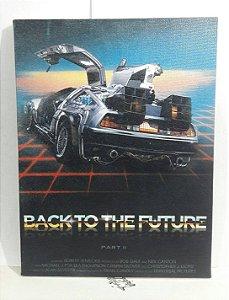 Quadro Back To The Future