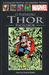 O Poderoso Thor - Ragnarok  - Salvat - Capa Dura