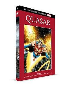 Quasar - Salvat - Capa Dura