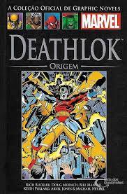 Deathlok Origem - Salvat - Capa Dura