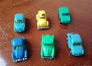 Kinder Ovo Miniaturas - Lote 7