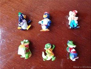 kinder Ovo Miniaturas - Lote 10