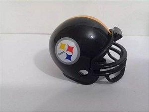 Nfl Pitsburgh Steelers  - Mini Capacete