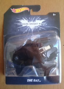 Hot Wheels Batman The Dark Knight Rises The Bat Escala 1/50