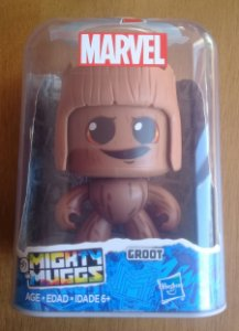 Mighty Muggs Marvel Groot Hasbro