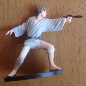 Figurine Star Wars Luke Skywalker Ep. 4