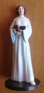Figurine Star Wars Princesa Leia