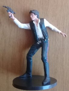 Figurine Star Wars Han Solo