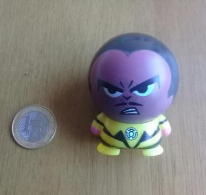 DC Toy Art Sinestro