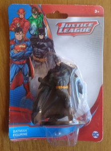DC Justice League Miniatura Batman 1