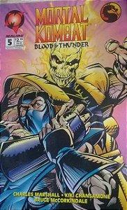 Mortal Kombat #5 - Importada