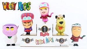 Coleção Corrida Maluca Bobs Hanna Barbera