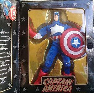 Famous Cover Capitão America - Toy Biz