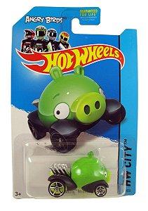 Hot Wheels Angry Birds Minion 1/64
